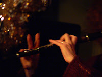 flute and hands copyright kerry dexter