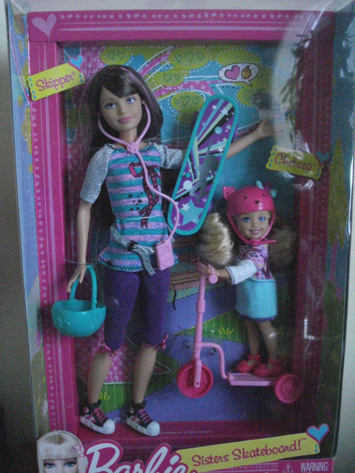I Luv Dolls The New Barbie Sister