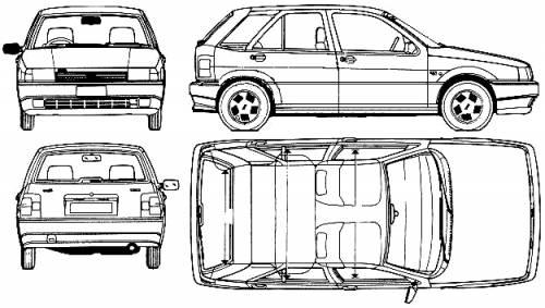 AUTOMOBILISSMOSRBIJA: GUGARIO DESING FIAT TIPO