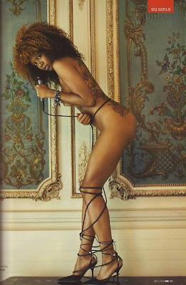 keyshia cole nude