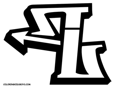 Lady Gaga Hairstyles Graffiti Alphabet Bubble Letters