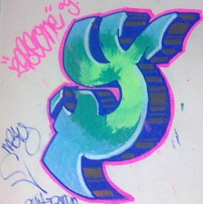 """Free Graffiti Fonts Alphabet """" Y """" Ideas by. Graffiti ... Y Graffiti Letters"""
