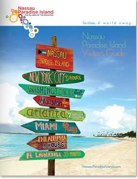 Capa de guia gratuito sobre Nassau