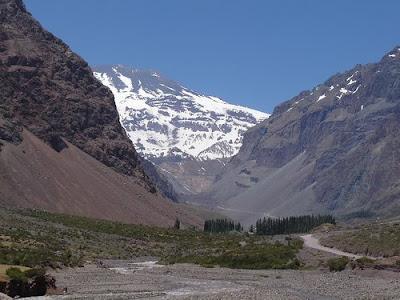 Cajón del Maipo - Santiago do Chile