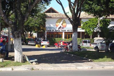 Casa Blanca Park Hotel - Porto Seguro - Bahia