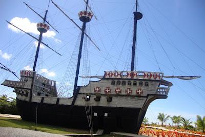 Memorial da Epopeia do Descobrimento, em Porto Seguro - BA