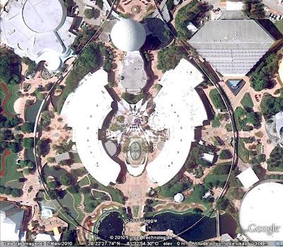 Epcot - Disney - Orlando - Florida