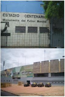 Estádio Centenário - Montevidéu - Uruguai