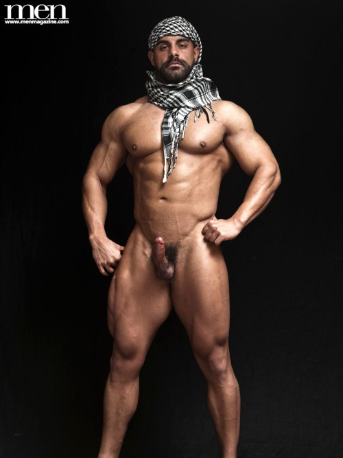 My Fun Galaxy Naked Handsome Mature Muscular Man-9223