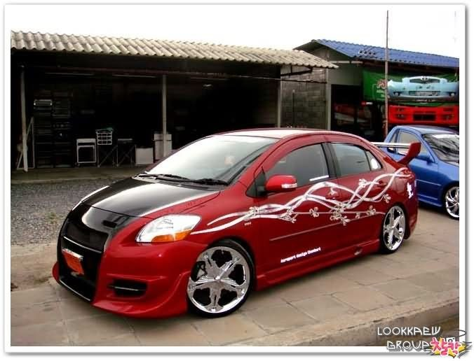 Exotic Sport Cars Toyota Vios Modified Sport