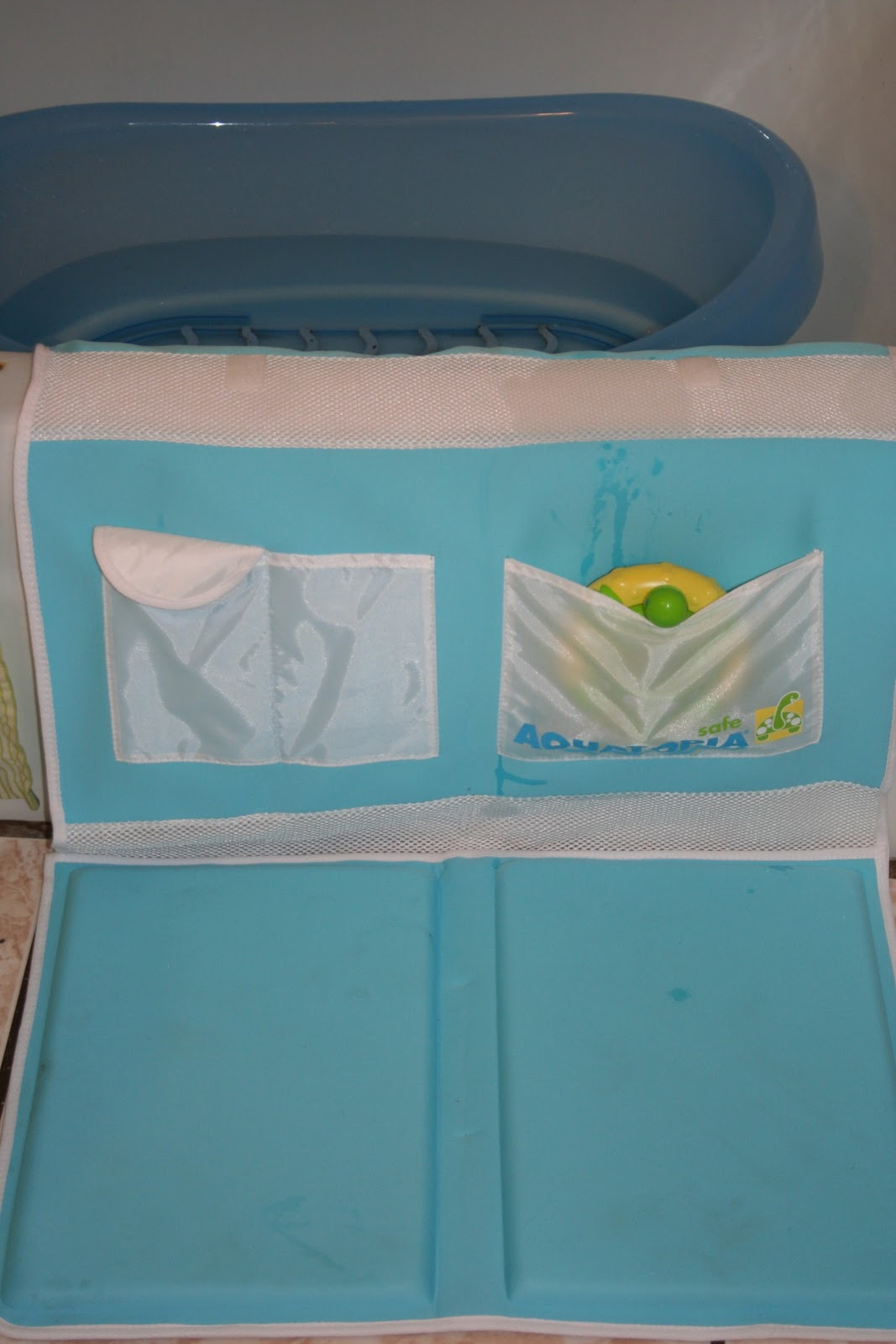 Aquatopia Bath Time Safety Products Review And Giveaway