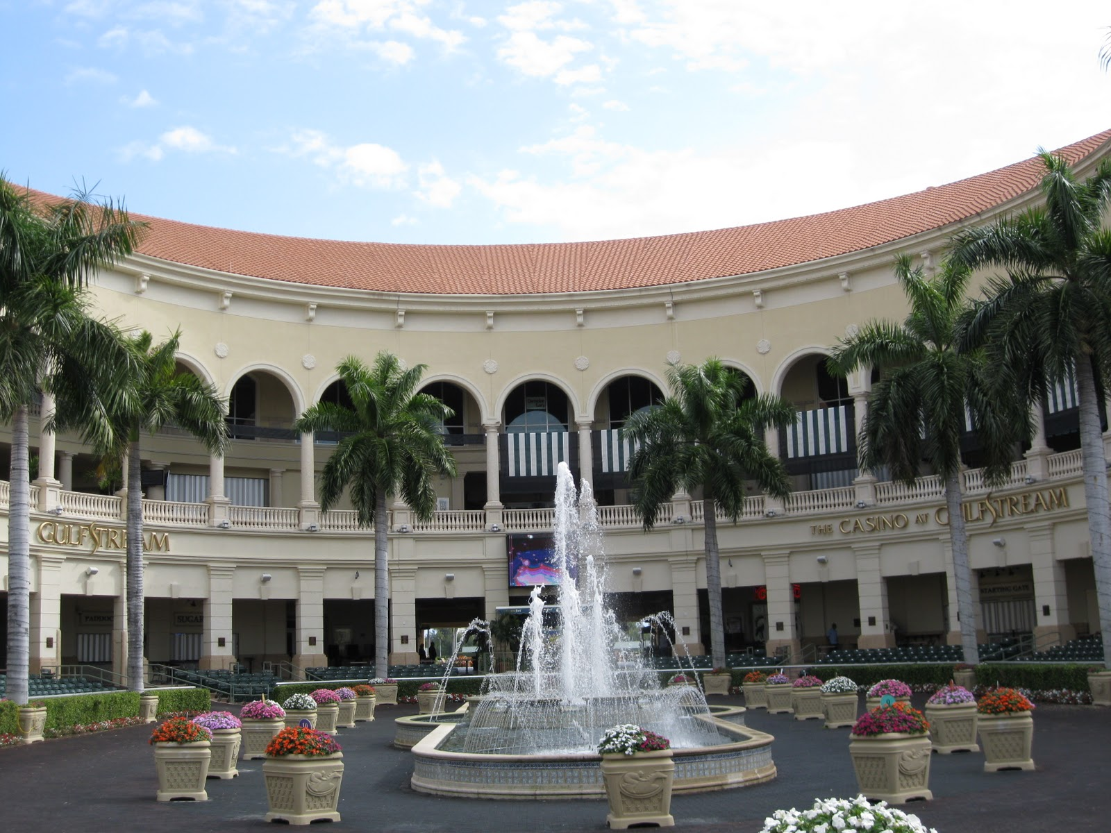 Florida Free Amp Frugal The Village At Gulfstream Park
