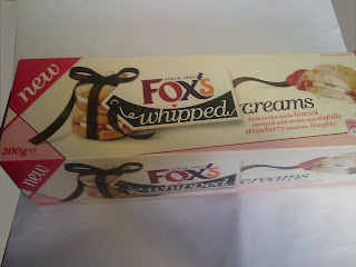 Fox's Whipped Creams