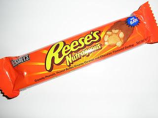 Foodstuff Finds Reeses Nutragous Sainsburys