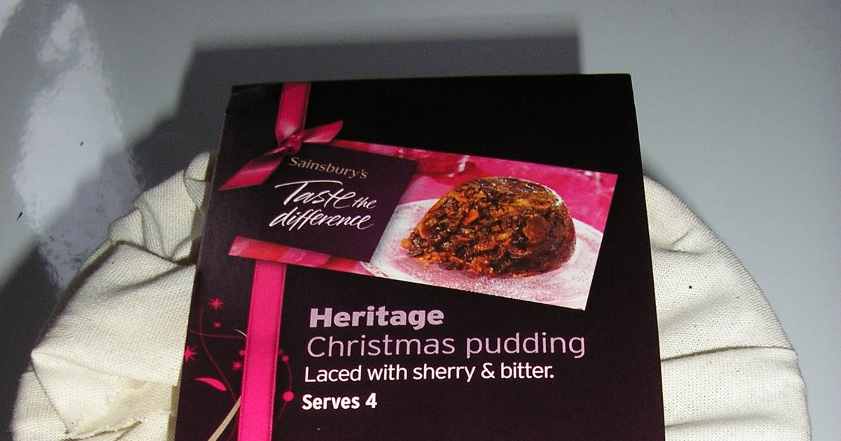 Foodstuff Finds Taste The Difference Heritage Christmas