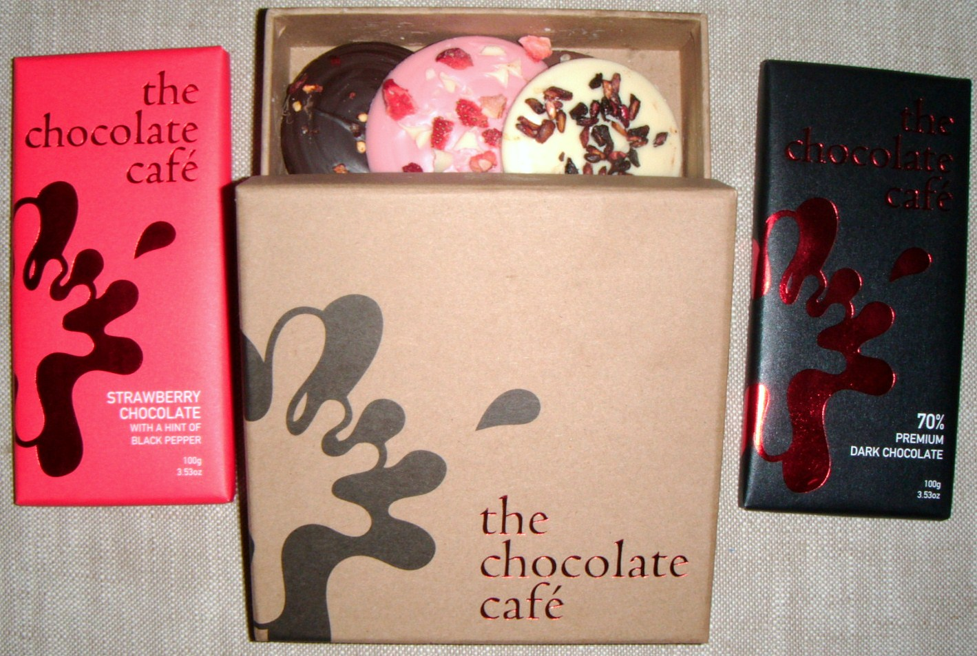 Foodstuff Finds The Chocolate Cafe Ramsbottom Greater