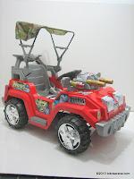 2 Mobil Mainan Aki PLIKO PK8728N Assault Car