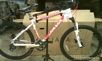 1 Sepeda Gunung JAVA ESPRESSO 2 DART 2