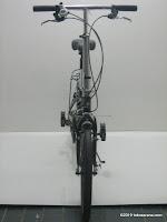 3 Sepeda Lipat FOLD-X INSTINCT 20 Inci