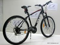 4 Sepeda Gunung ELEMENT POLICE HAWAII 26 Inci