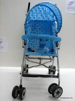 2 Kereta Bayi BABYDOES BD203 Buggy