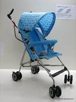 1 Kereta Bayi BABYDOES BD203 Buggy