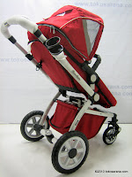 Baby Stroller and Baby Car Seat COCO LATTE I Groove