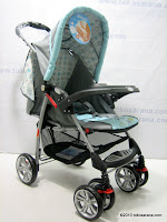 Baby Stroller and Infant Car Seat MAMALOVE YJ05 - LA04 D