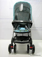 Baby Stroller and Infant Car Seat MAMALOVE YJ05 - LA04 B