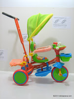 3 Sepeda Roda Tiga PORORO Toto 3