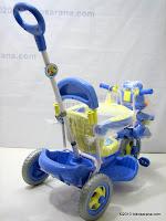 4 Sepeda Roda Tiga ROYAL RY8782 TUPAI