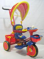 2 Sepeda Roda Tiga PORORO Leonardo