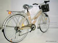 4 City Bike PACIFIC ASTINA 6 Speed Shimano 26 Inci
