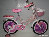 Sepeda Anak EVERBEST 16-912-3 LOVE