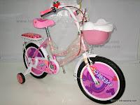 Sepeda Anak EVERBEST 16-912-3 LOVE 4