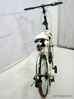 4 Sepeda Lipat CHEVROLET CHEVY 20 Inci