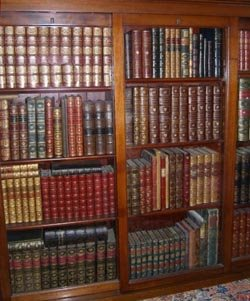 My antiquarian books