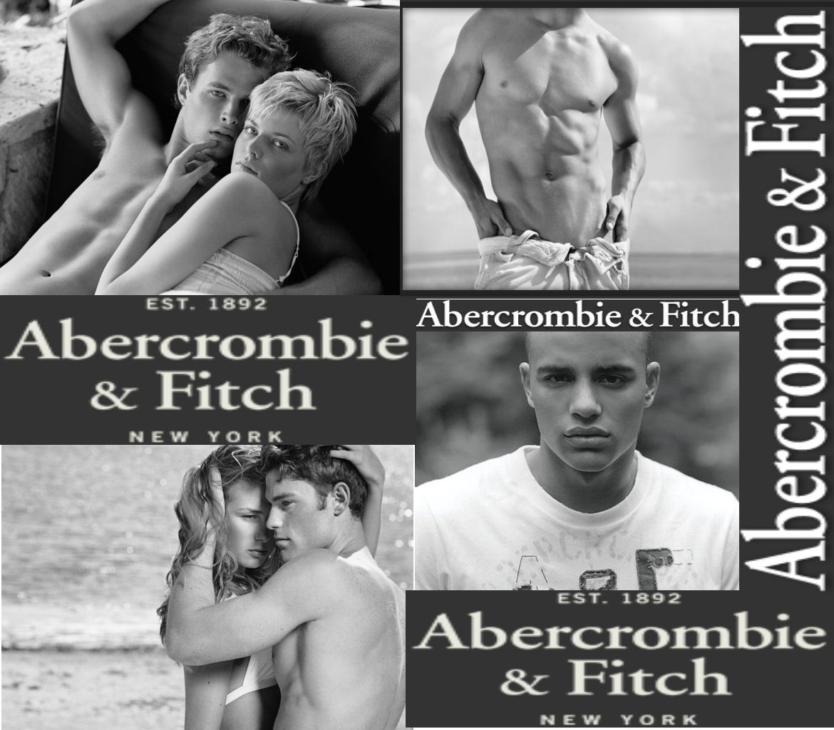 Abercrombie and fitch sex ads