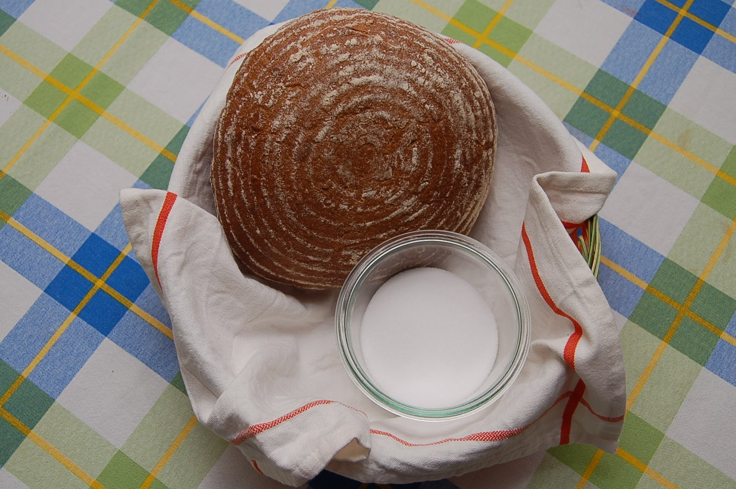 Die fadenwirkerin brot und salz - Brot und salz gott erhalts ...