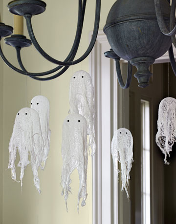 Haunted House Crafts For Toddlers