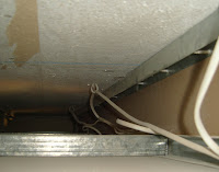 конструкция потолочного короба из гипсокартона