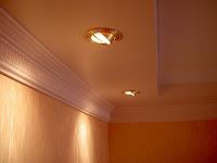 Монтаж светильника в потолок своими руками