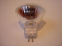 Галогенные лампы накаливания с отражателем