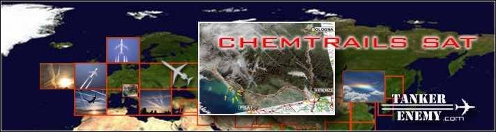 Chemtrails Sat (Le scie chimiche da satellite) by Tanker Enemy