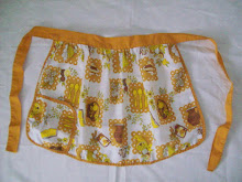 Vintage Apron Swap received