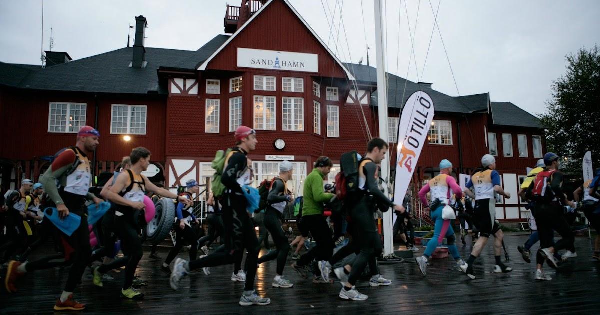 Rta O Till O 60 Km O Hop I Den Svenske Skaergard