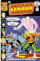 Justice League of America v1 #94 dc comic margin-right: autobook cover art by Neal Adams