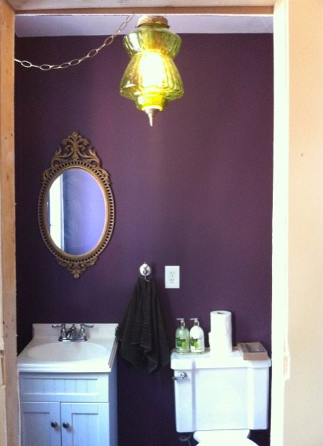 Casacooper Did I Show You My Powder Room Yet