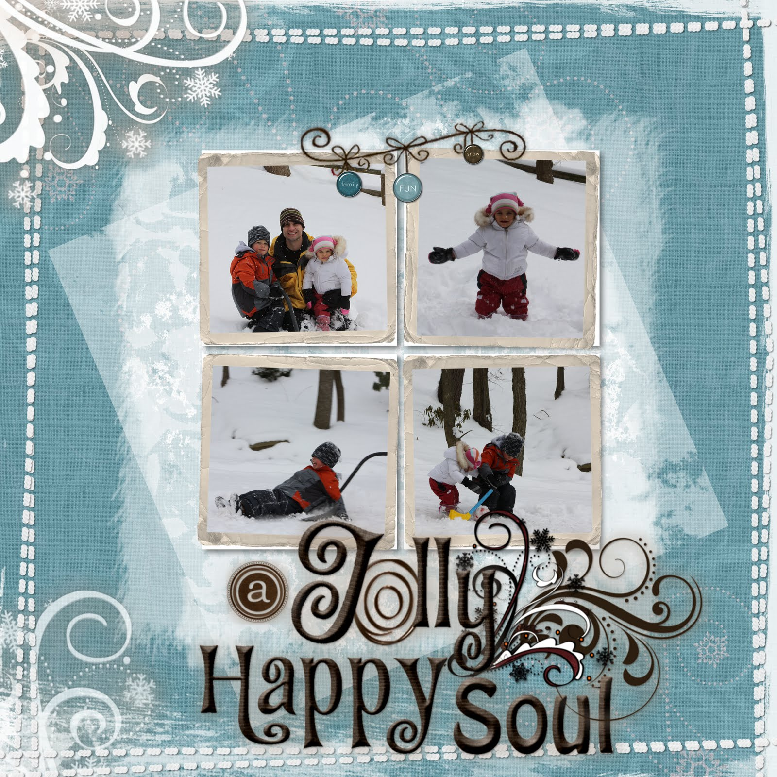 MommaRu Blog: Scrapbooking ideas