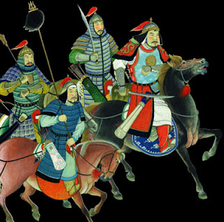 what did the mongols do wrong